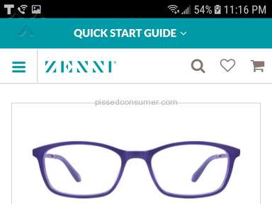 Zenni Optical - Waste of Money & Time