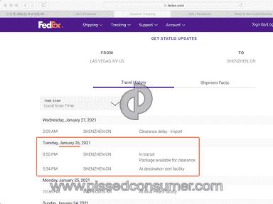 FedEx Transportation and Logistics review 886762