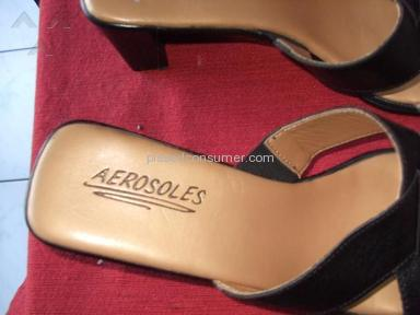 Aerosoles Sandals review 8299