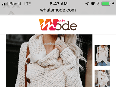 WhatsMode - Are they a legit business?