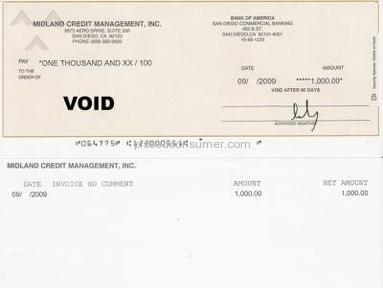 Midland Mortgage - Midland Sued Me -- I Was Awarded $1000