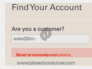 ESecuritel poor website support