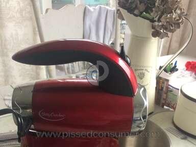 Betty crocker mixer