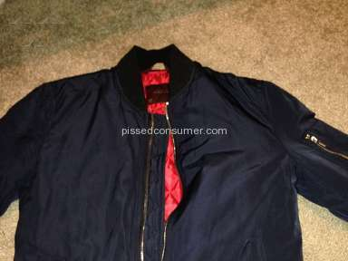 Zara Jacket review 185396