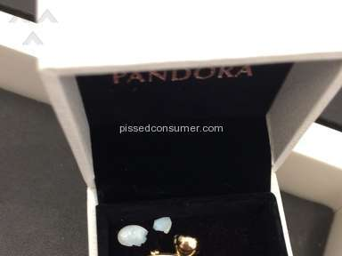 Pandora Jewelry - Poor customer service
