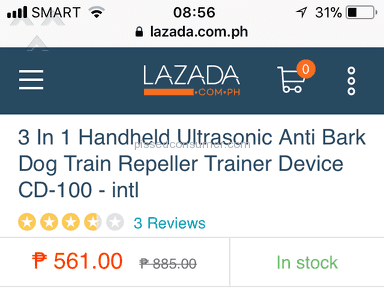 Lazada Philippines Auctions and Marketplaces review 270822