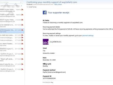 Facebook Account review 846934
