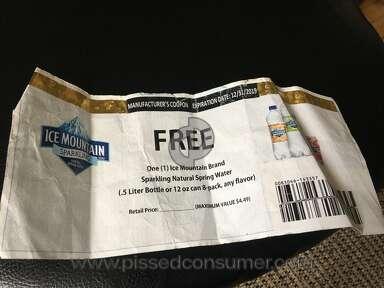 Ice Mountain - Free coupon