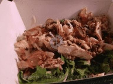 Panera Bread Salad review 88599