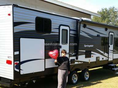 General Rv Center - Keystone Springdale 303Bh Review from Debary, Florida