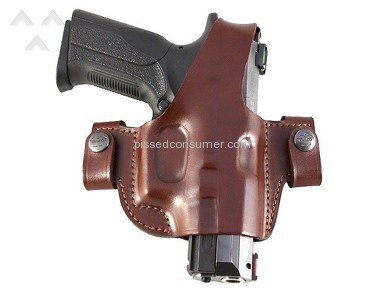Craft Holsters Side Snap Holster review 127683