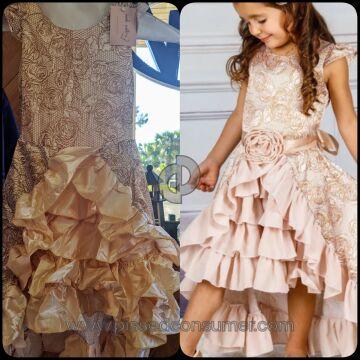 Mia Belle Baby Dress