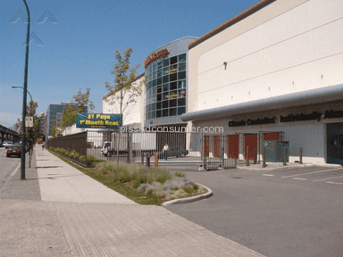 Public Storage Canada Transportation and Storage review 89035