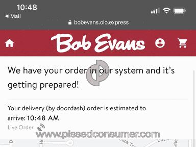 DOORDASH Food Delivery review 938048