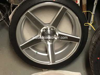 Carid Wheel review 402312