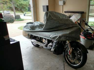 Cover Anything Motorcycle Cover review 184364