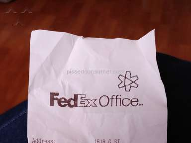 Fedex Delivery Service review 235268