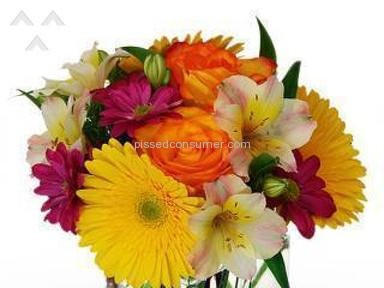 Avasflowers Delivery Service review 58511