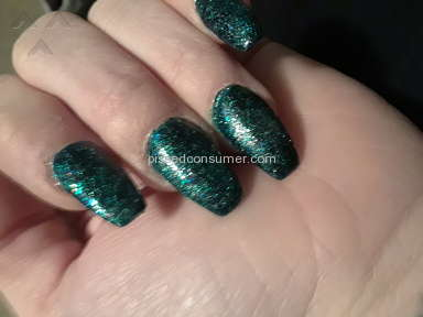 Regal Nails - Awful results