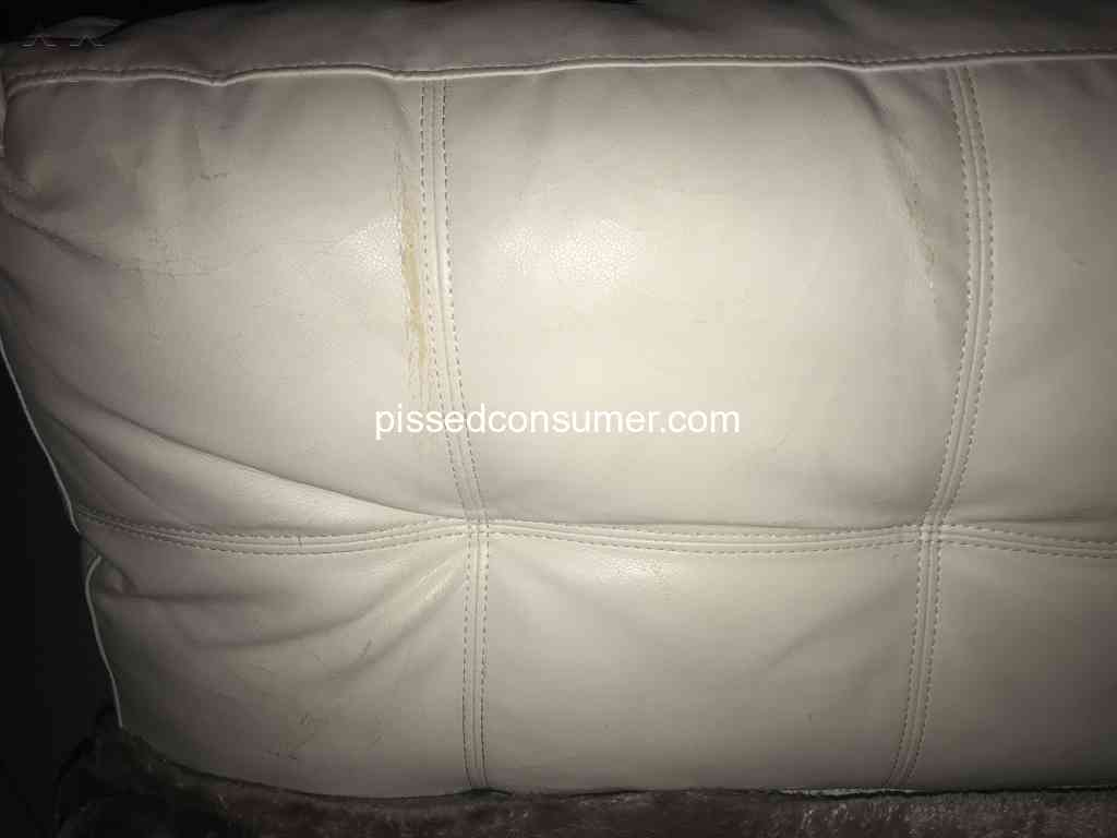 El Dorado Furniture Solar Leather Sofa Review 282916