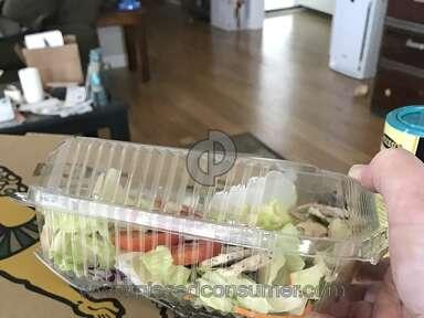 Mellow Mushroom Salad review 170284