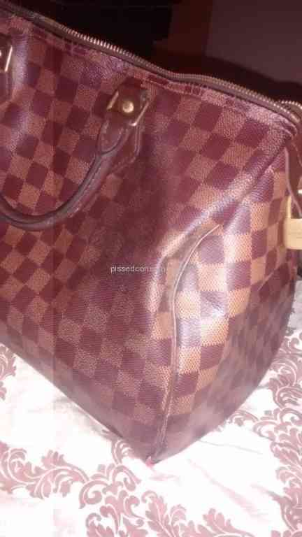 ab01a0584a3 Louis Vuitton - Damier Ebene Handbag Review from Addison