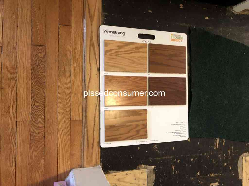 National Floors Direct Flooring Installation Review 273002