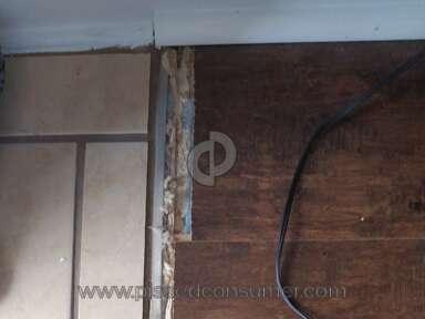 Craigslist - Laminate flooring