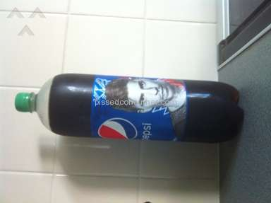 Pepsi - Unsealed Bottle Review from Woking, England