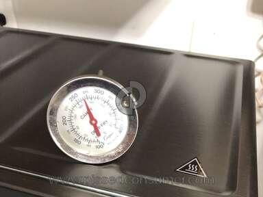 Calphalon - Countertop Quartz Oven Warranty Return