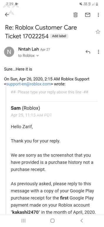 Roblox Reviews And Complaints Pissed Consumer Page 73