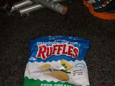 Ruffles Sour Cream And Onion Chips review 329260