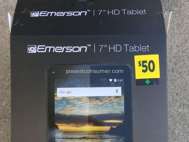 Southern Telecom --- Emerson --- Dollar General - POS tablet - I smashed it with a hammer I was so pissed.  Really.