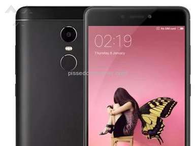 Gearbest Xiaomi Redmi Note 4x Cell Phone review 264404