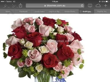 Bloomex Flowers Bouquet review 101747