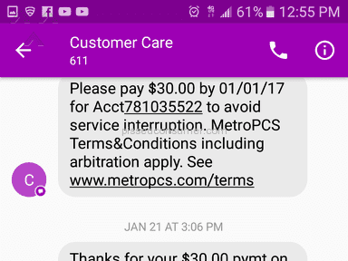 Metropcs - Phone Service Review