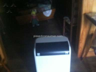 Sears Kenmore Km70 Dehumidifier review 143804