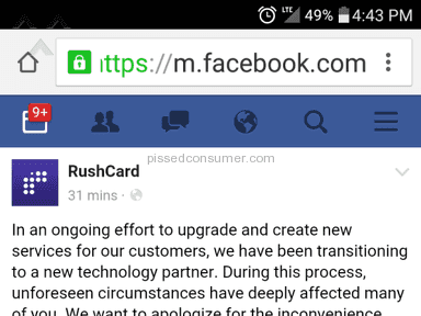 Rushcard Cards review 92393