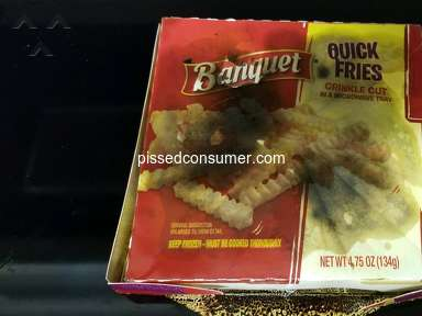 Banquet Meals Frozen Meal review 338066