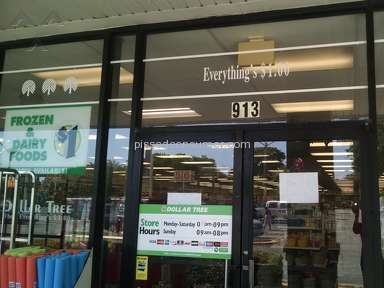 Dollar Tree Stores Manager Review from Orlando, Florida