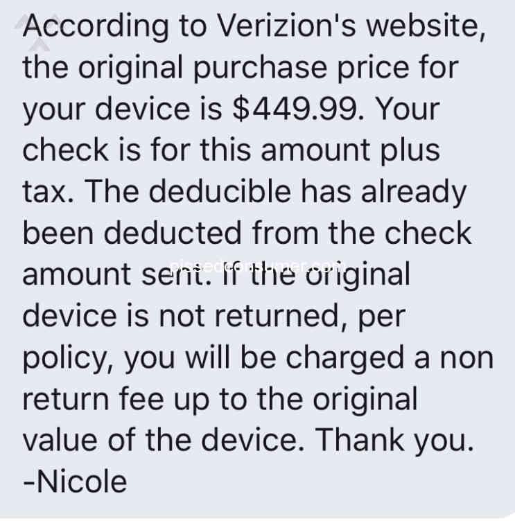 Asurion act like a true insurance company denying payment
