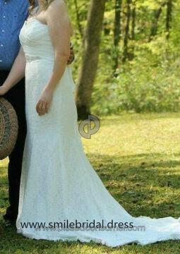 Smilebridal Wedding Dress