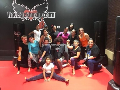 Ilovekickboxing - Amazing workout