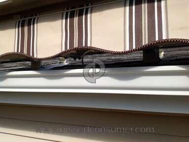 GutterGlove Awning Installation review 150168