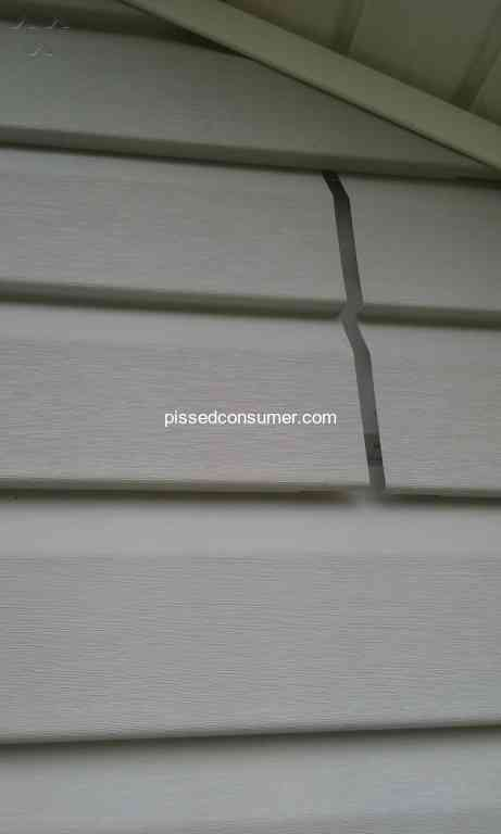 8 Lowes Siding Installation Reviews And Complaints