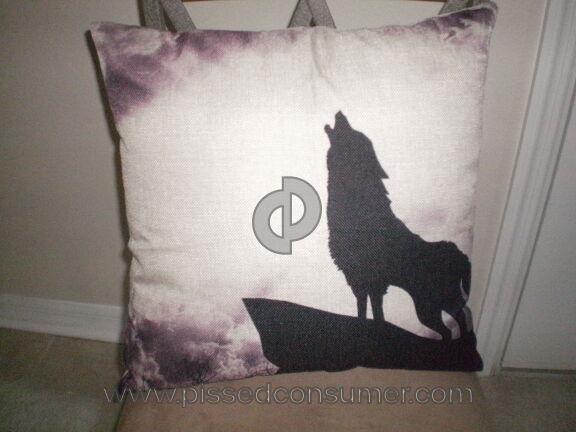 Rosegal Pillow Cover