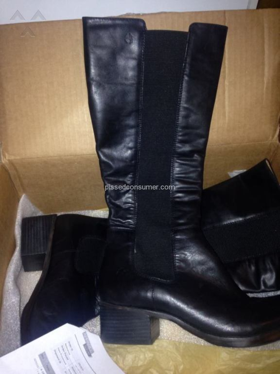 Ebay - Apparel Save Sent wrong boots would not refund Oct 13, 2015