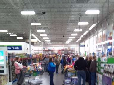 Sams Club - Register Checkout Review from Gainesboro, Tennessee