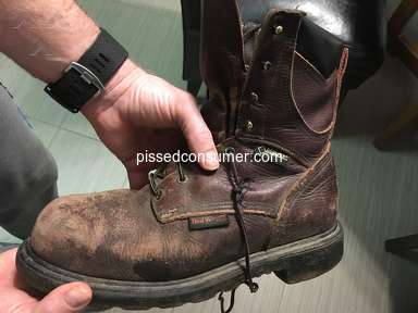 Red Wing Shoes - Souls disintegrated