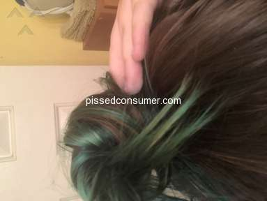 Splat Hair Color Cosmetics and Personal Care review 322098